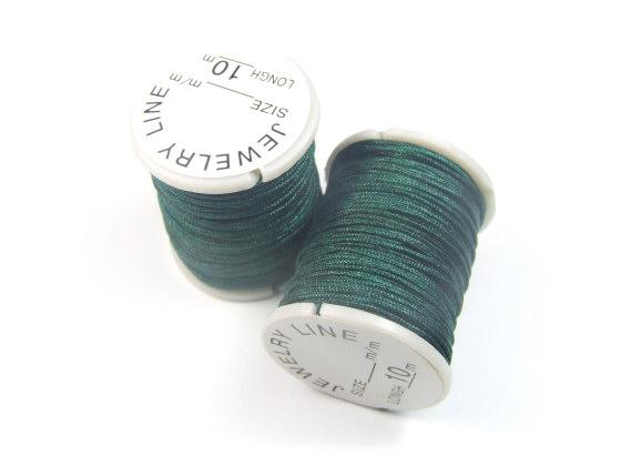 10-Meter-Shamballa-Schmuckband-Nylon-0-8-mm