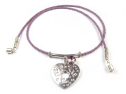 Collier 'Liebe in Lila'