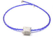 Collier 'Little Friends by T', blau