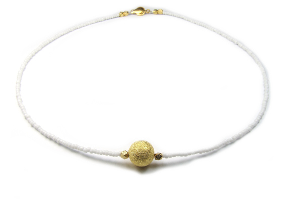 Collier 'Little Friends by T', gold